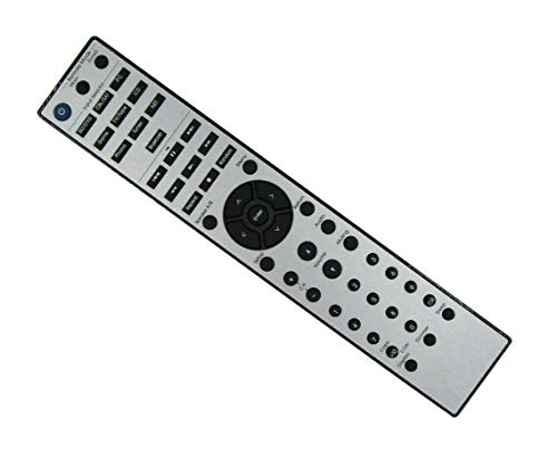 Replacement Remote Control for Integra DTM-7 DTM-6 DTM-40.7 DTM7 DTM6 DTM40.7 AV Stereo Receiver