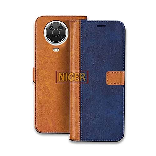 Niger Flip Case Cover for Nokia G20