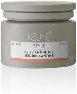 KEUNE Style Brilliantine Gel, 2.5 Fl Oz