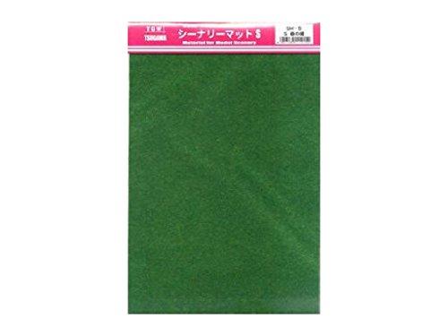 SM-5 シーナリーマット S 春の緑