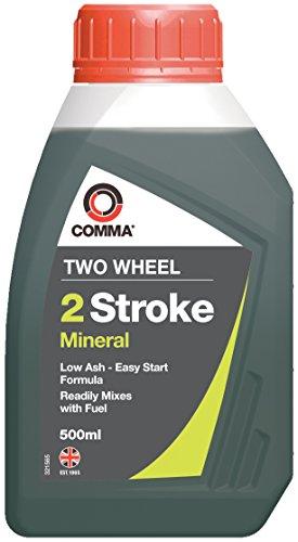Comma TST500M Zweitakt-Mineralöl, 500 ml