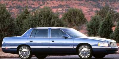 Amazon com: 1998 Cadillac DeVille Reviews, Images, and Specs: Vehicles