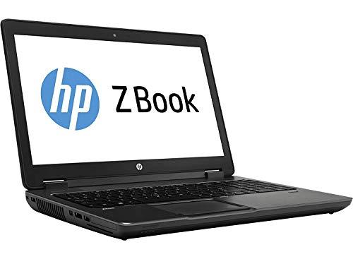 """Workstation Portatile HP ZBook - iCore i7 4800MQ 2,8Ghz Quad Core - Ram 16GB - SSD 250GB - Led 15,6"""" Full HD - nVidia Quadro K1100M 2GB - Win 10 Pro - Usato Ricondizonato GARANTITO!"""