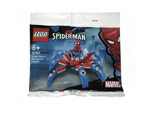 Unbekannt Lego Super Heroes Spider-Man's Mini Spider Crawler Polybag Set 30451