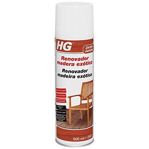 HG 304050130 Renovador Muebles De Jardin De Teca, 500 ml (Paquete de 1)