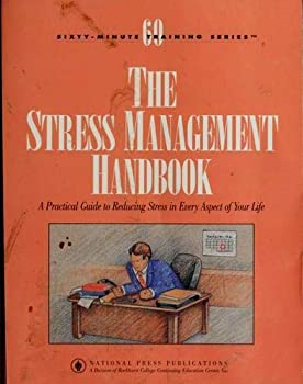 Paperback Stress Management Handbook Book