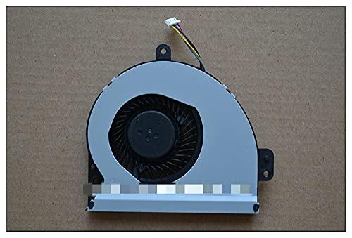 Ellenbogenorthese-LQ 100% Nuevo Ventilador de Ordenador portátil para ASUS A43 X53S K53S A53S K53SJ P53SJ K43X K43E K43S X43 K43SJ A83 A84S X84C K84L X84H KSB06105HB 10mm / 13mm (Color : Thickness)