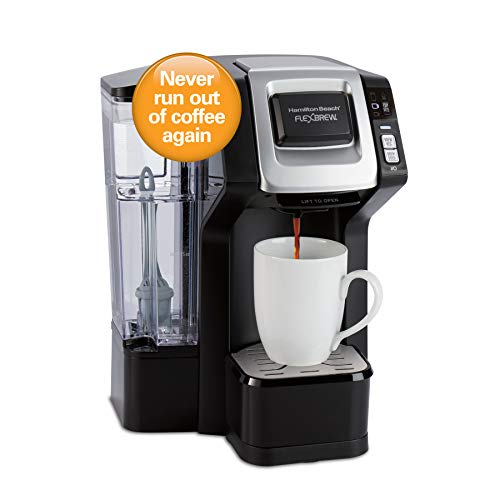 Hamilton Beach 49968 FlexBrew Connected Single Cup Coffee Maker