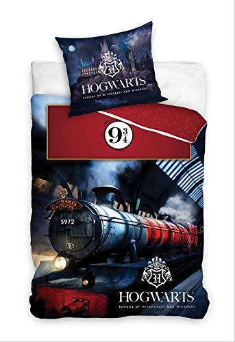Harry Potter Bettwäsche Bettbezug 135x200 + 80x80