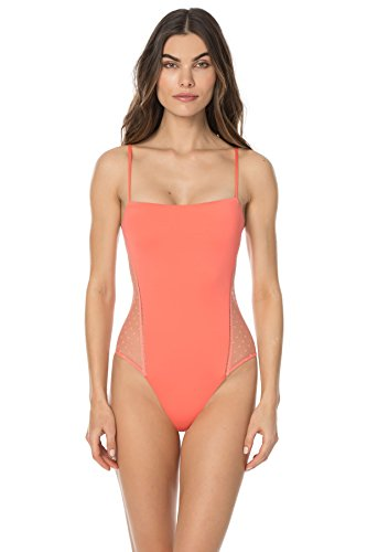 ISABELLA ROSE Swiss Miss One-Piece Persimmon MD (US 8-10)