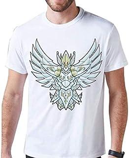 Camiseta Cavaleiros Dos Zodíacos Blusa CDZ Camisa Pegasus
