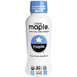 DRINKmaple Pure Maple Water, 12 Ounce
