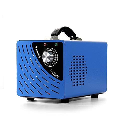 Sophinique Ozongenerator - 10000mg/Std, Ozon Luftreiniger Ozongerät Ozonisator mit Timer für Zimmer, Rauch, Autos und Haustiere