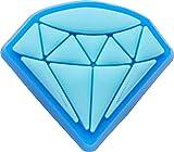 Jibbitz a forma di diamante