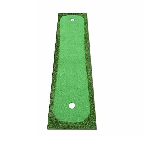 Affordable ChenCheng Golf Indoor Practice Mat Putt Practice Mat 3 Size Optional Outdoor Sport (Size ...