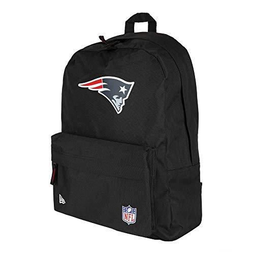 New Era NFL Stadium Bag Neepat Blkotc Tasche, Unisex, Erwachsene, Schwarz, Einheitsgröße