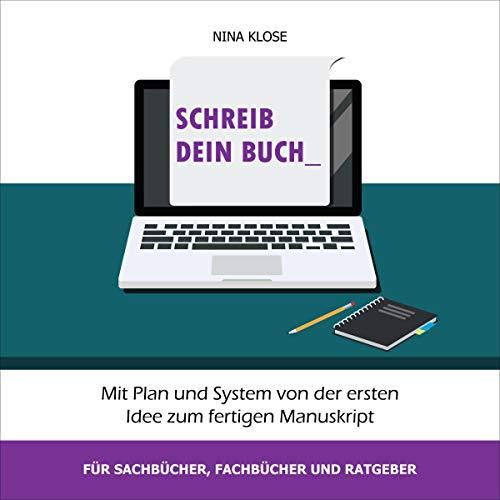 Schreib dein Buch Titelbild
