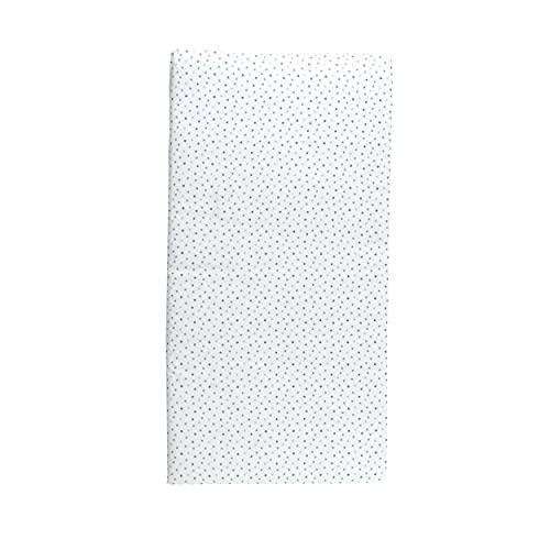 Candide 560261.0 Colchón de Viaje, 60 x 120 cm, Tela, (weiß-Bunt), 60x120 cm (Paquete de 1)
