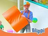 Blippi Visits an Indoor Playground...