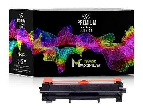 Maximustrade Toner kompatibel MIT CHIP für Brother TN-2420 TN-2410 TN2420 für Brother HL-L2310D HL-L2350DW HL-L2370DN HL-L2375DW MFC-L2710DN MFC-L2710DW MFC-L2750DW DCP-L2510D | Schwarz 3.000 Seiten