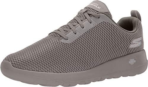 Skechers Mens Gowalk Max Effort Walking Shoes 11 Taupe