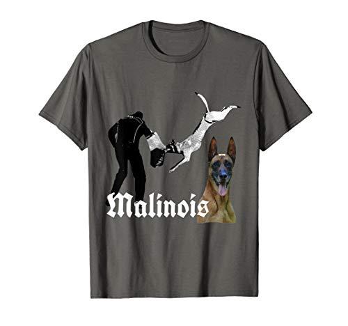 Malinois Hundesport Schutzdienst Schäferhund T-Shirt