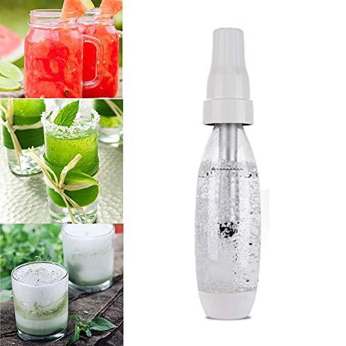 1000ML Portable Soda Siphon Maker, DIY Bubble Water Machine, Bubble Fruit Juice Koolzuurhoudende Dranken Thee Machine…
