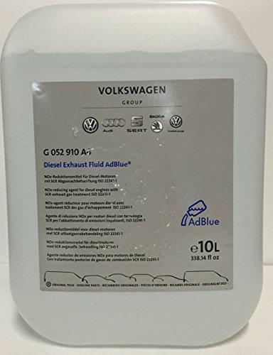 VW / Audi AdBlue, soluzione di urea, 10 l