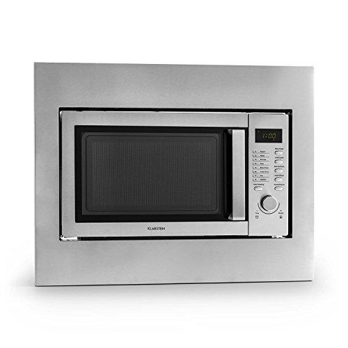 Klarstein Steelwave microondas 800 W