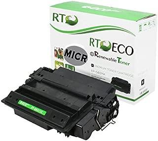 Renewable Toner Compatible MICR Toner Cartridge High Yield Replacement HP 11X Q6511X for Laserjet 42420 2420 2430
