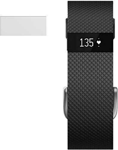 dipos I Schutzfolie matt kompatibel mit FitBit Charge / Charge HR Folie Bildschirmschutzfolie