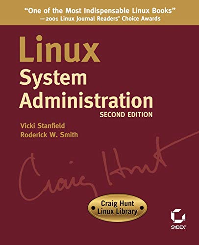 Linux System Administration, Second Edition (Craig Hunt Linux Library)