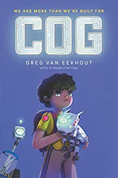 Cog by Greg Van Eekhout science fiction and fantasy book and audiobook reviews
