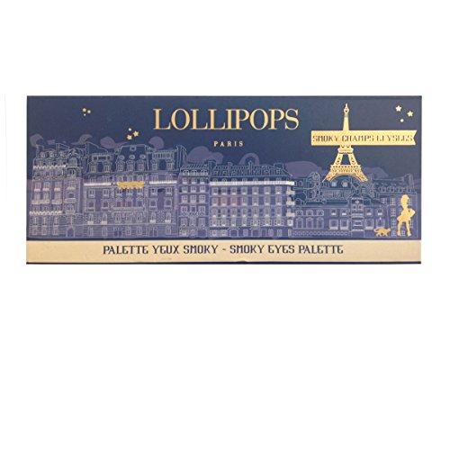 Lollipops Palette Yeux Smoky Champs Elysées