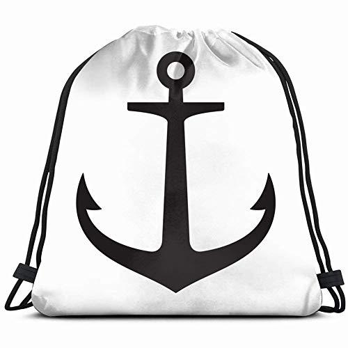 Kordelzug Rucksack Tasche Symbol Boot Piratesigns 3D-Druck Kordelzug Rucksack Rucksack Umhängetaschen Gym Bag
