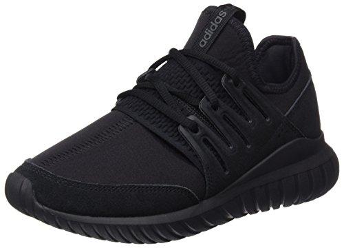 adidas Tubular Radial, Zapatillas Hombre, (Core Black/Core Black/Dark Grey), 42 2/3 EU