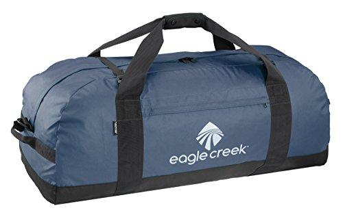 Eagle Creek Ultra Durable and Water-Resistant No Matter What Duffel XL Packable Travel Bag, Blue Sac de Voyage, 91 cm, 133 liters, Bleu (Slate Blue)