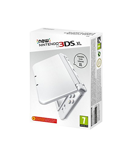 New Nintendo 3DS XL Videoconsola portátil - Blanco perla