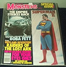 Famous Monsters of Filmland Magazine #177 (Special Issue The Empire Strikes Back; Superman II)