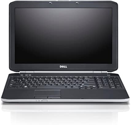 Dell Latitude E5520 39 6 cm  15 6 Zoll  Laptop  Intel  2 1GHz  2GB RAM  250GB HDD  Intel HD3000  DVD  Win Pro