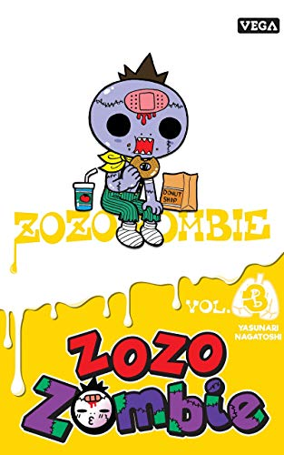 Zozo Zombie Edition simple Tome 3
