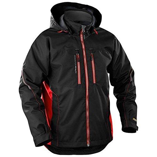 Blakläder Funktions-Winterjacke Größe, 1 Stück, L, schwarz/rot, 489019779955L