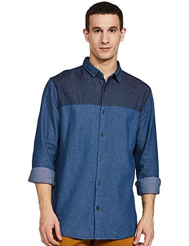 Amazon Brand – Inkast Denim Co. Men's Slim Fit Shirt