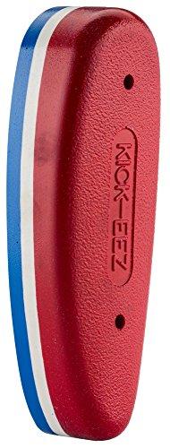 KICK-EZZ Plaque Anti-recul en sorbothane modèle 300 EP.28 mm Patriot Couche Mixte Adulte