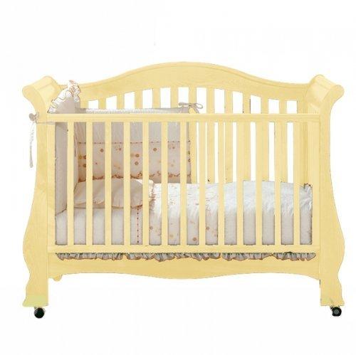 Kinderbett Renee weiß antik Pali