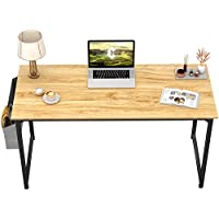 CubiCubi Computer Desk 47 Inch Study Writing Table for Home Office