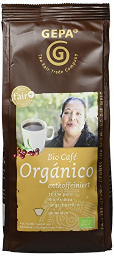 GEPA Cafe Organico, 250 g, packung