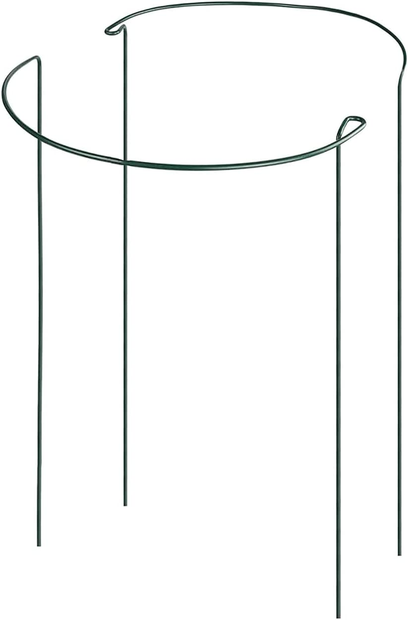 cozyou 2-Pack Sale SALE% OFF Half Round Fashionable Garden Plant Support Hoop Ring 10