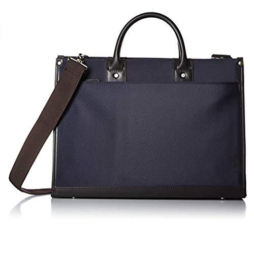 Computertasche Aktentasche Gepäck Schultertasche Dual Use Laptop Tasche Wasserdicht Geeignet für Lenovo Dell ASUS HP Huawei Apple Pro Tragetasche Wasserdicht und tragbar Blau blau