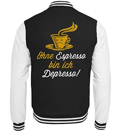 Chorchester College Sweatjack voor espresso en koffie